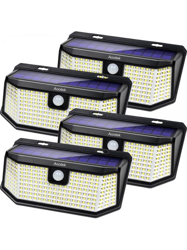 Aootek Solar Outdoor Motion Sensor Lights Upgraded...